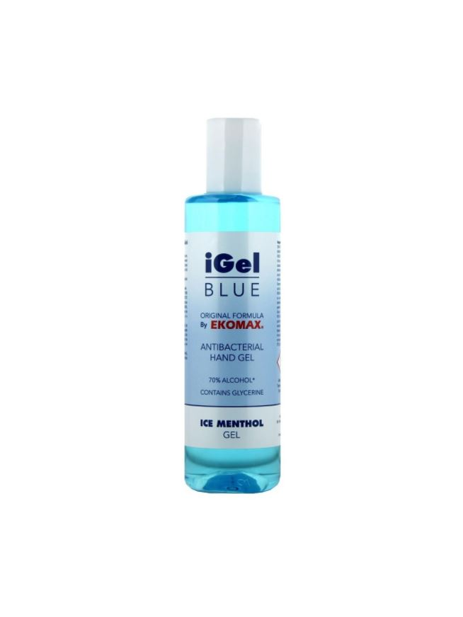 Dezinfectant gel BLUE - 200 ml