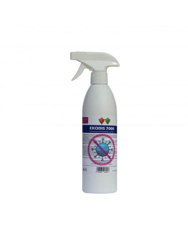 Dezinfectant suprafete 500 ml