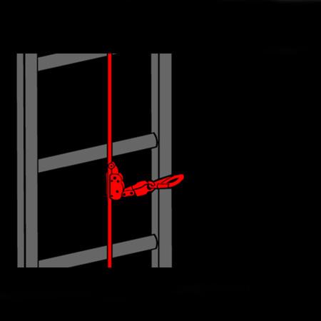Sisteme stationare pentru scari si trepte de acces