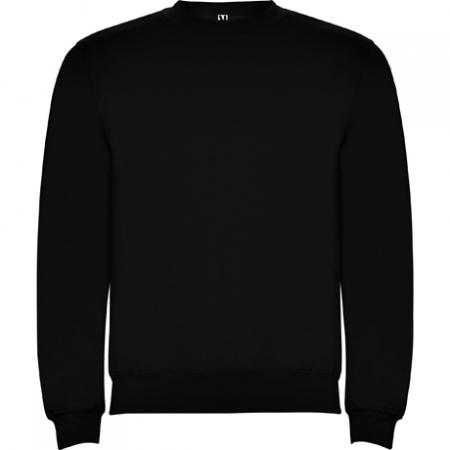 Bluza flausata CLASICA Negru