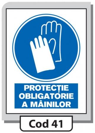 Indicator de securitate Cod 41