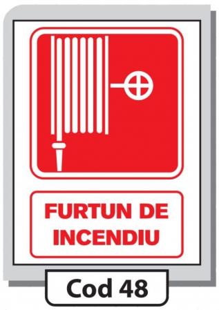 Indicator de securitate Cod 48