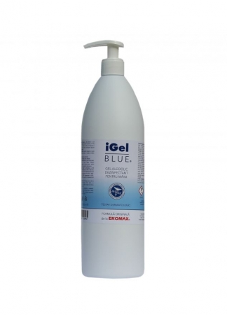 Dezinfectant gel BLUE - 1 litru