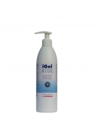 Dezinfectant gel BLUE - 500 ml