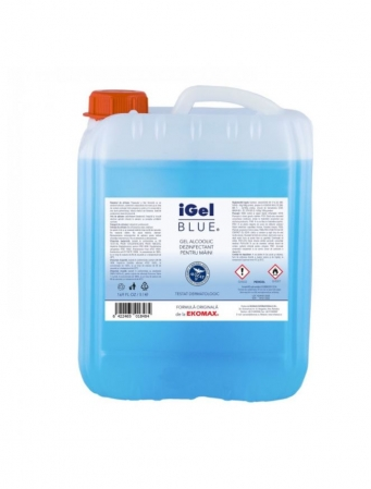 Dezinfectant gel BLUE - 5 litri