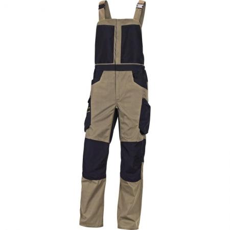Pantalon cu pieptar M5SA2 Bej