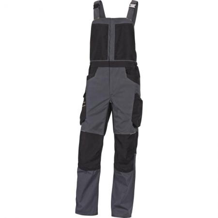 Pantalon cu pieptar M5SA2 Gri