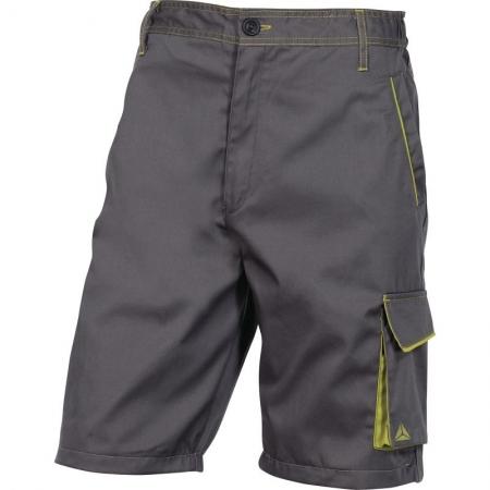 Pantalon scurt M6BER Gri-Verde