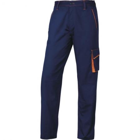 Pantalon talie M6PAN Bleumarin