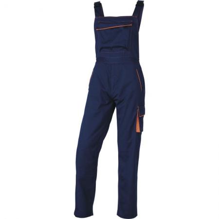 Pantalon cu pieptar M6SAL Bleumarin