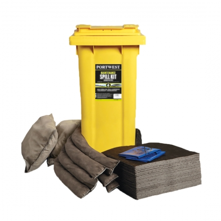 Kit de absorbtie substante lichide 120l - SM33