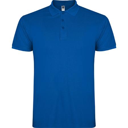 Tricou Polo STAR Albastru