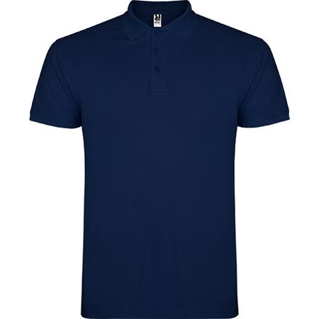 Tricou Polo STAR Bleumarin