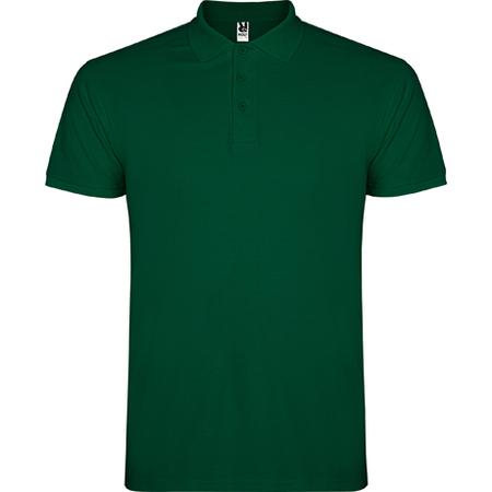 Tricou STAR Verde inchis